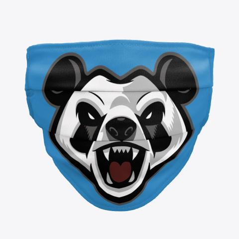 panda cloth face masks washable