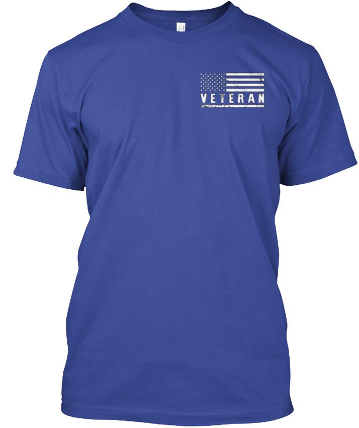 American-War-Vets-Community-Veteran-This-Oath-Never-Hanes-Tagless-Tee-T-Shirt thumbnail 10