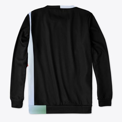 Ancient Whales Merch Black T-Shirt Back
