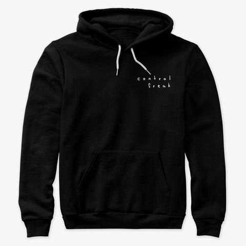 Vanitas Black T-Shirt Front