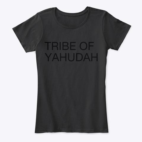 Yisra'el ~ The Hidden Ones Black T-Shirt Front