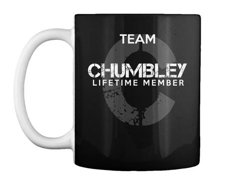 Mug   Chumbley Black T-Shirt Front