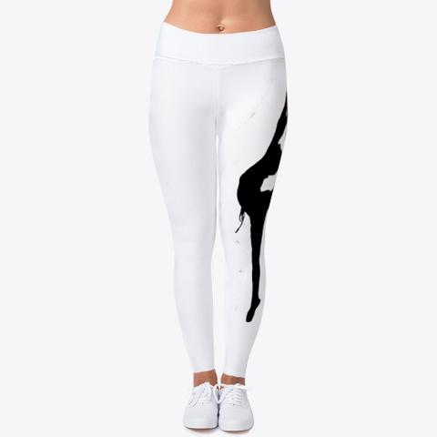 Dance Leggings Standard T-Shirt Front