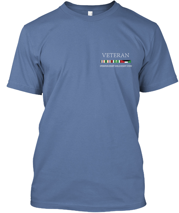Uss-Ranger-Veteran-Operationdesertshielddesertform-Hanes-Tagless-Tee-T-Shirt thumbnail 18