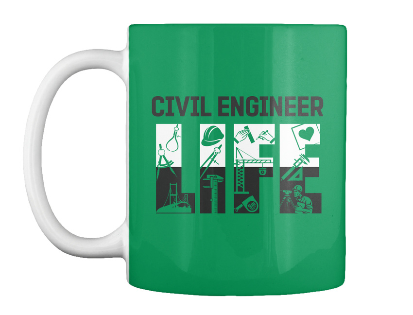 miniature 9 - Trendsetting Awesome Civil Engineer Gift Coffee Mug Gift Coffee Mug