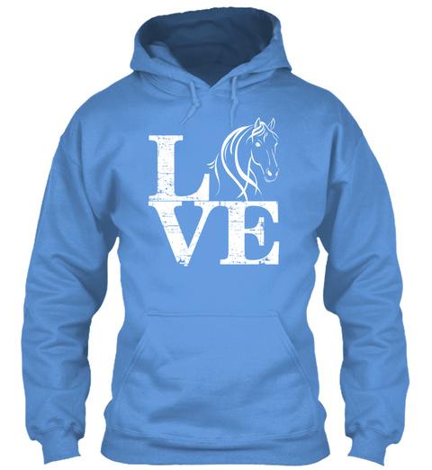 Lve  Carolina Blue T-Shirt Front