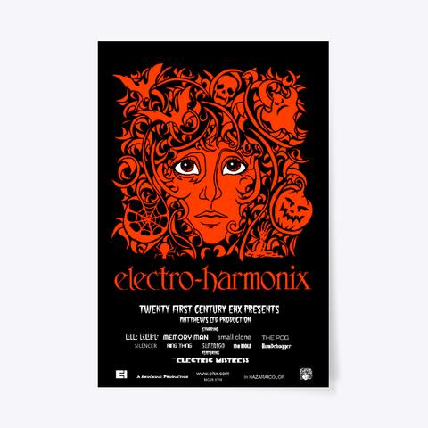 Halloween movie poster font