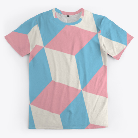 """""""Trans""""Forming Perceptions Standard T-Shirt Front"""