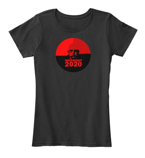 Mindsight 2020 Black Women's T-Shirt Front
