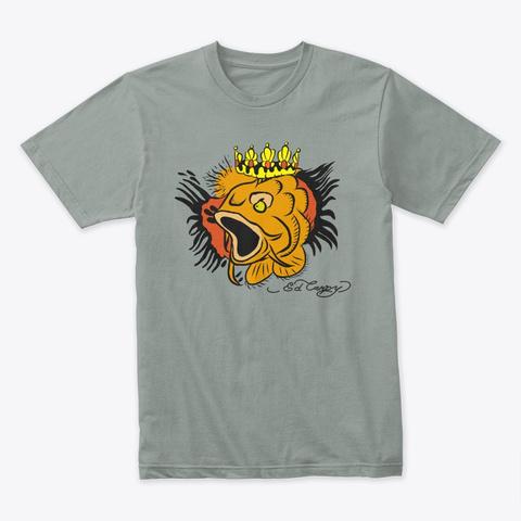 Conor Mc Carper Warm Grey T-Shirt Front