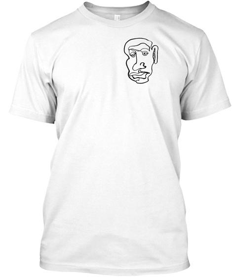 I Am Sad   Swagprovider Apparel #6 White T-Shirt Front