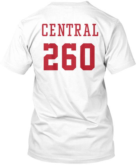 260 Central High School of Alumni Unisex Tshirt