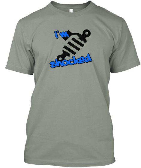 11M - Shocked Unisex Tshirt