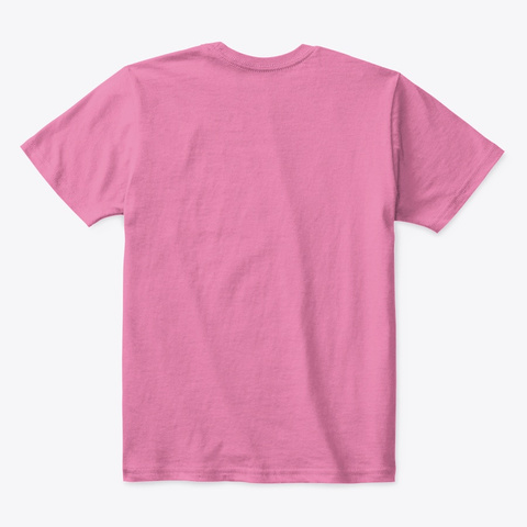 Best Sis Ever Siblings Day Gift True Pink  T-Shirt Back