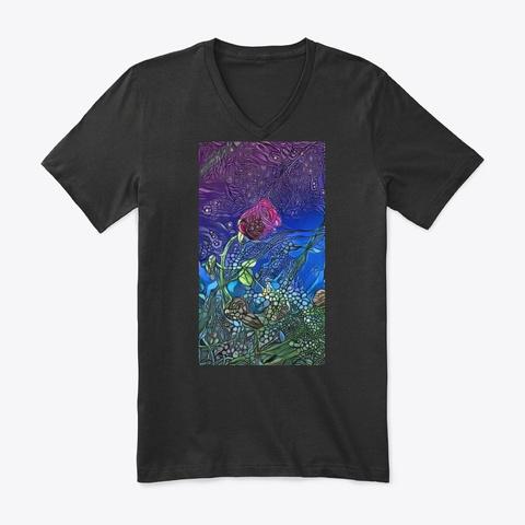 Shirt Black T-Shirt Front