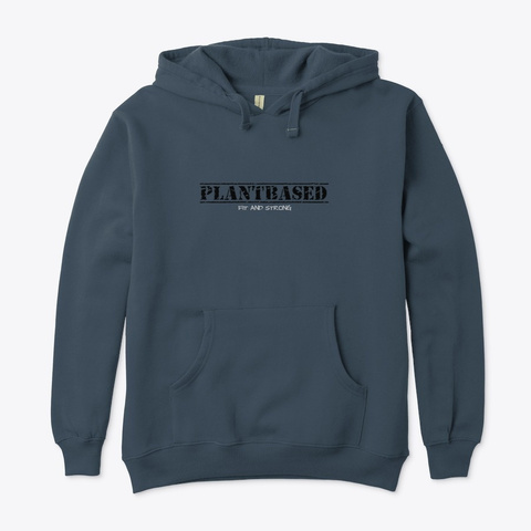 Plantbased Merch Pacific T-Shirt Front