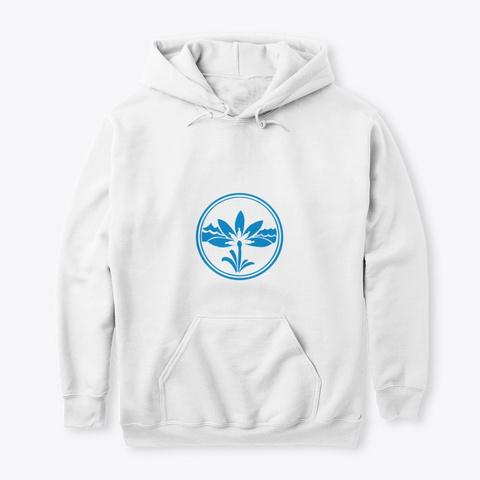 Naupaka   Healer White T-Shirt Front