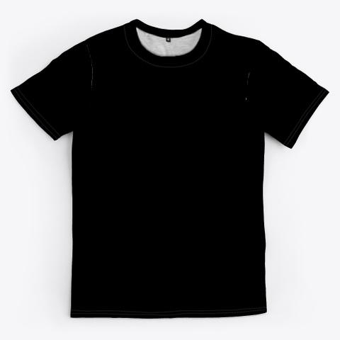 Transformation Of Jesus Christ Back Black T-Shirt Front