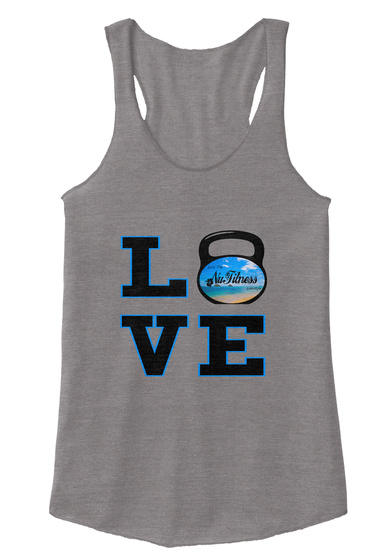 Love Eco Grey T-Shirt Front