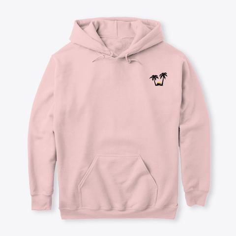 Hammock Panda  Light Pink T-Shirt Front