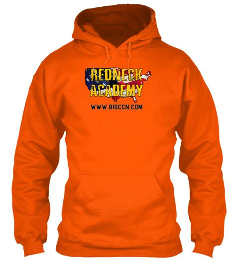 Www.Bigccn.Com Safety Orange T-Shirt Front