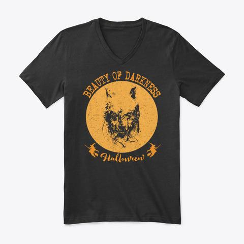 Halloween T Shirt Holiday Black T-Shirt Front