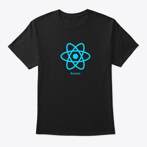 ReactJs T-Shirt For Programmers
