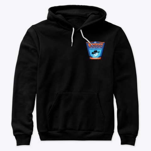 New York Showtime Sweatshirts Black T-Shirt Front