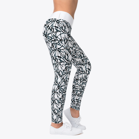 Pure Bliss Leggings Standard T-Shirt Right