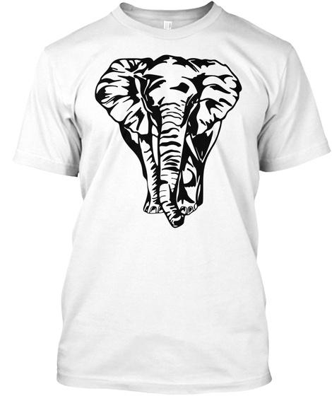 Picklerick White T-Shirt Front
