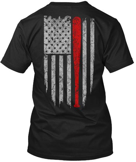 Limited Edition   Baseball T-Shirt Back