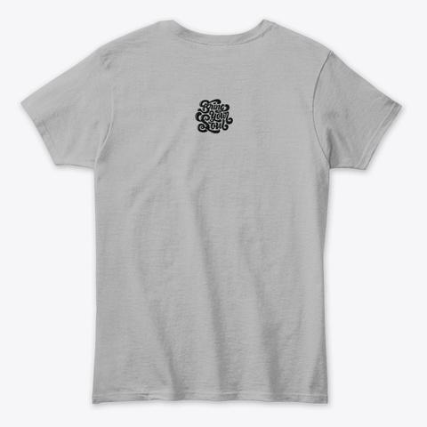 Memphis Sport Grey T-Shirt Back
