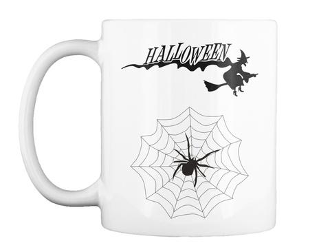 Halloween Mug White Mug Front