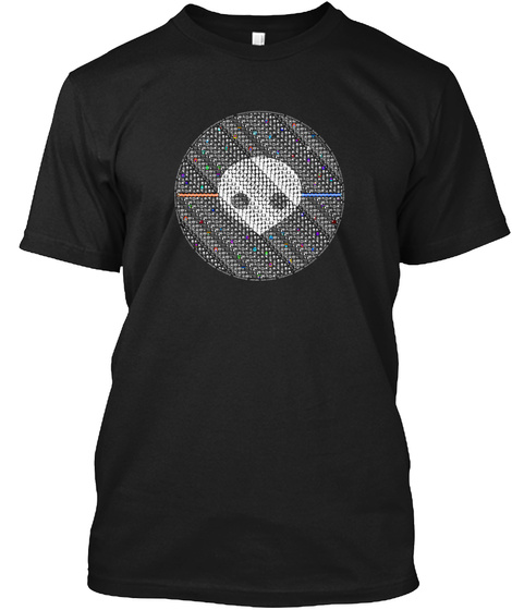 Itch Black T-Shirt Front