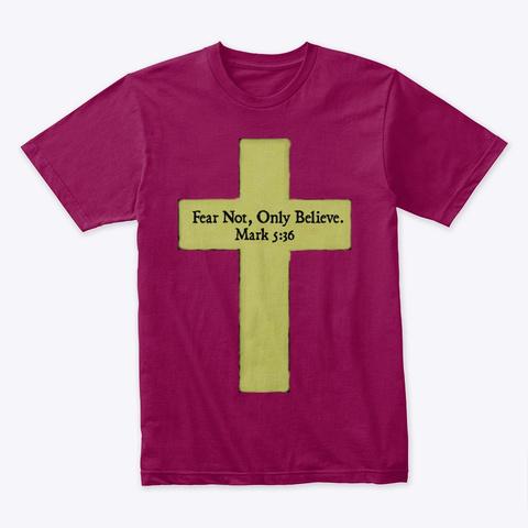The Official Communio T Shirt Cardinal T-Shirt Front