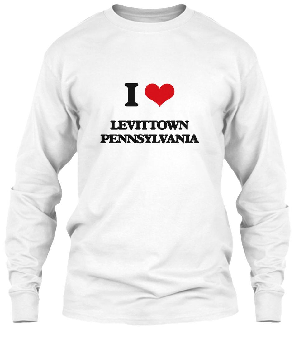 Levittown Pennsylvania PA T-Shirt EST