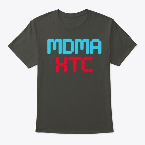 Mdma Xtc Smoke Gray T-Shirt Front