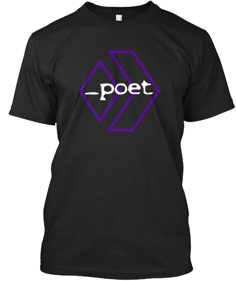 _POET  Logo EU Unisex Tshirt
