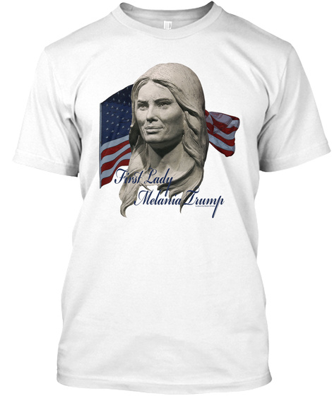 eed7c8506 First Lady Melania Trump, T Shirts Products from T-shirts Exclusive ...