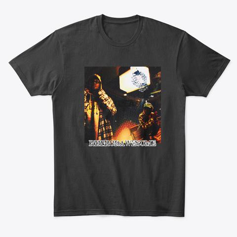 Swi$Htape Tee Black T-Shirt Front