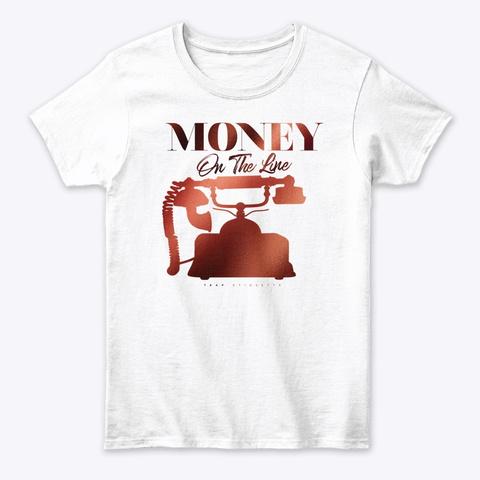 Otl White T-Shirt Front
