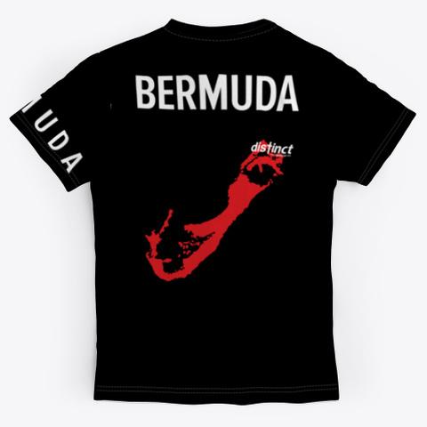 My Bermuda Sport Black T-Shirt Back