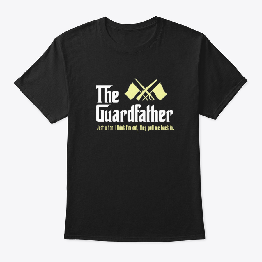 [Color Guard] The Guardfather Unisex Tshirt