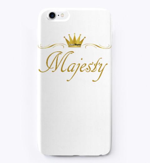Majesty   Coque (Iphone) Standard T-Shirt Front