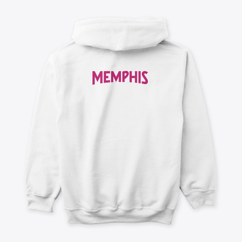 Toonkified #Bring Your Soul Hoodie White T-Shirt Back