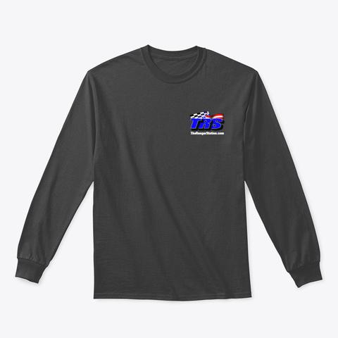 Anniversary   L/Sleeve Shirt   Hoodies Dark Heather T-Shirt Front