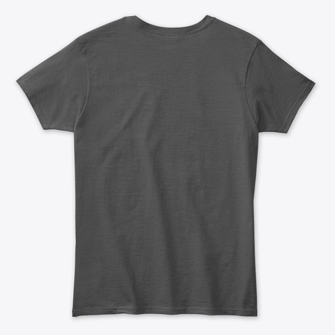 Image Not Opening Charcoal T-Shirt Back