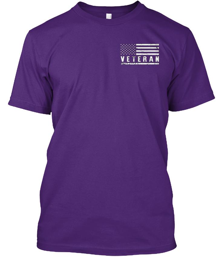 American-War-Vets-Community-Veteran-This-Oath-Never-Hanes-Tagless-Tee-T-Shirt thumbnail 14