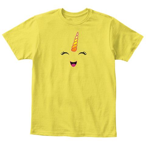 T Shirt Enfant Licorne   Unicorn Kawaii Daisy T-Shirt Front