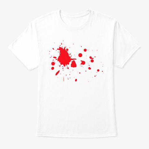 Vahinko White T-Shirt Front